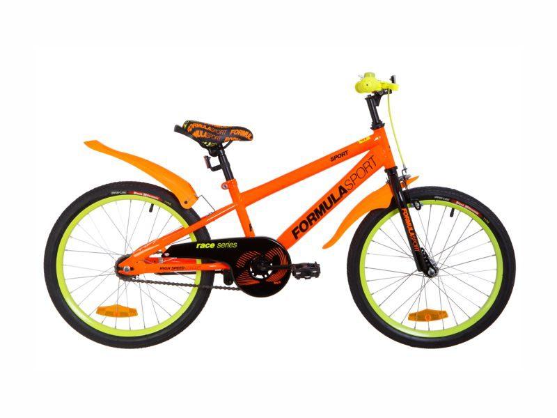Велосипед Formula Sport 20 orange