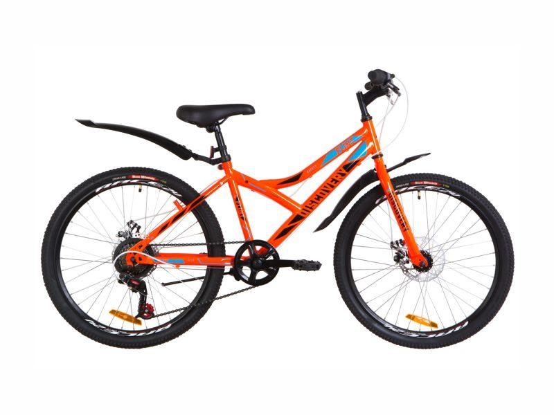 Велосипед Discovery Flint DD 24 orange