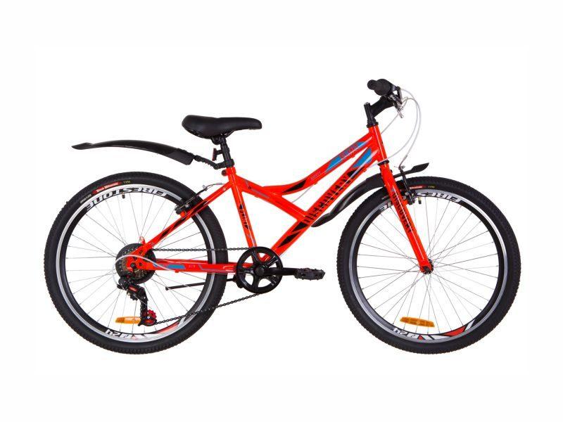 Велосипед Discovery Flint Vbr 24 orange