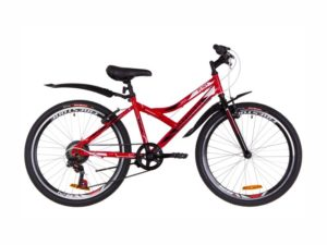 Велосипед Discovery Flint Vbr 24 red-white