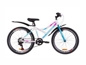 Велосипед Discovery Flint Vbr 24 white-blue