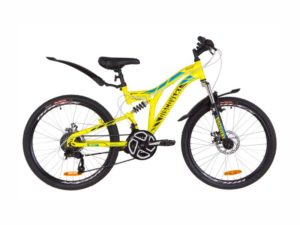 Велосипед Discovery Rocket DD 24 yellow
