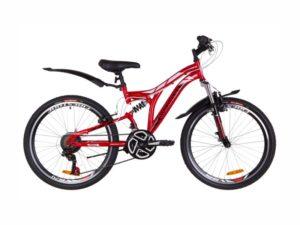 Велосипед Discovery Rocket Vbr 24 red-white