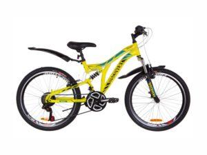 Велосипед Discovery Rocket Vbr 24 yellow