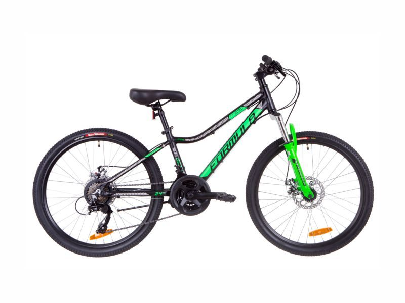 Велосипед Formula ACID 2.0 AM DD 24 black-green