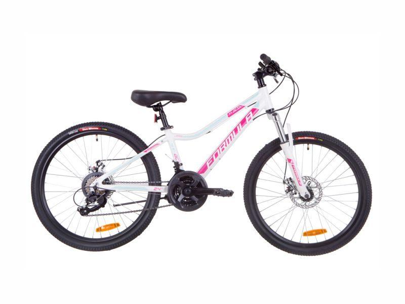 Велосипед Formula ACID 2.0 AM DD 24 white-crimson