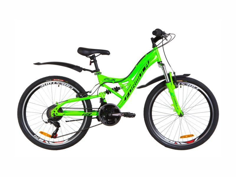 Велосипед Formula Atlas AM2 Vbr 24 lime