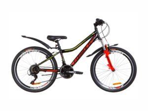 Велосипед Formula Forest AM Vbr 24 black-red