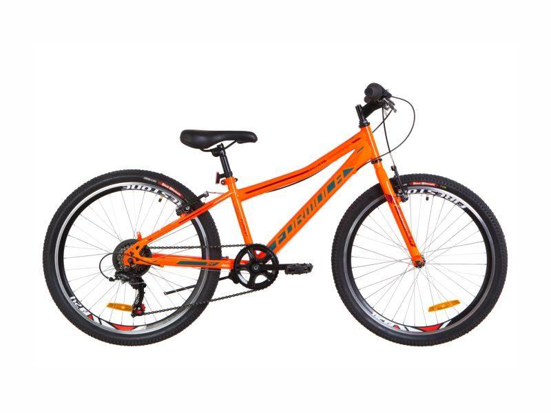 Велосипед Formula Forest Vbr 24 orange-turquoise