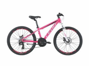 Велосипед Leon Junior AM DD pink