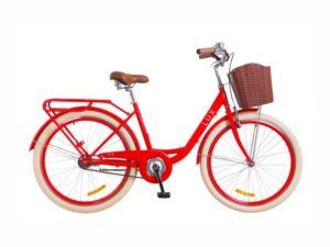 Велосипед Dorozhnik LUX 26 red