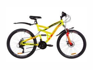 Велосипед Discovery Canyon DD yellow