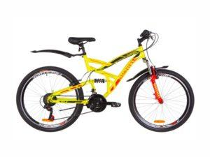 Велосипед Discovery Canyon Vbr yellow