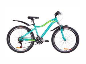 Велосипед Discovery Kelly Vbr green