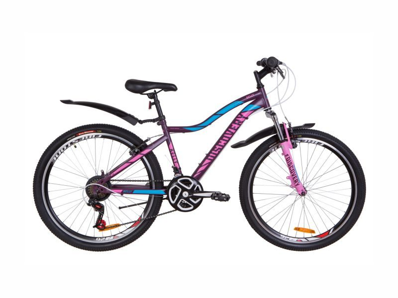 Велосипед Discovery Kelly Vbr violet-pink