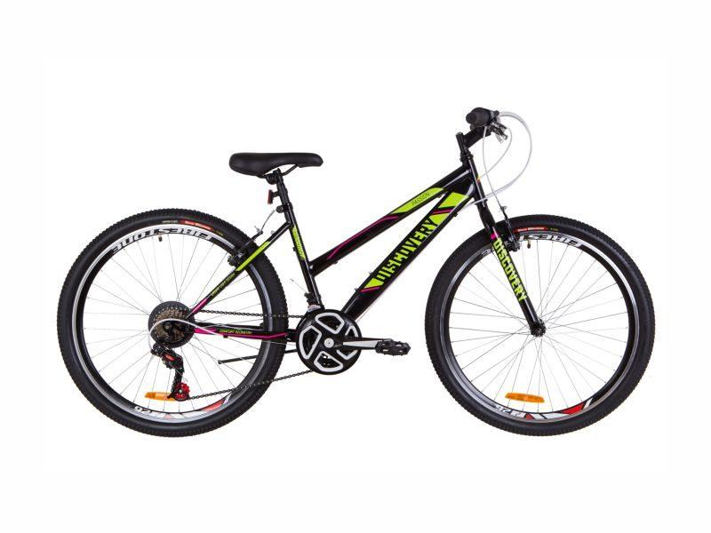 Велосипед Discovery Passion Vbr black-green