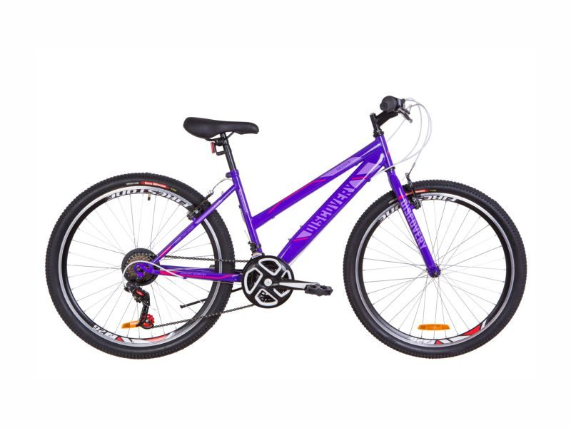 Велосипед Discovery Passion Vbr violet-pink