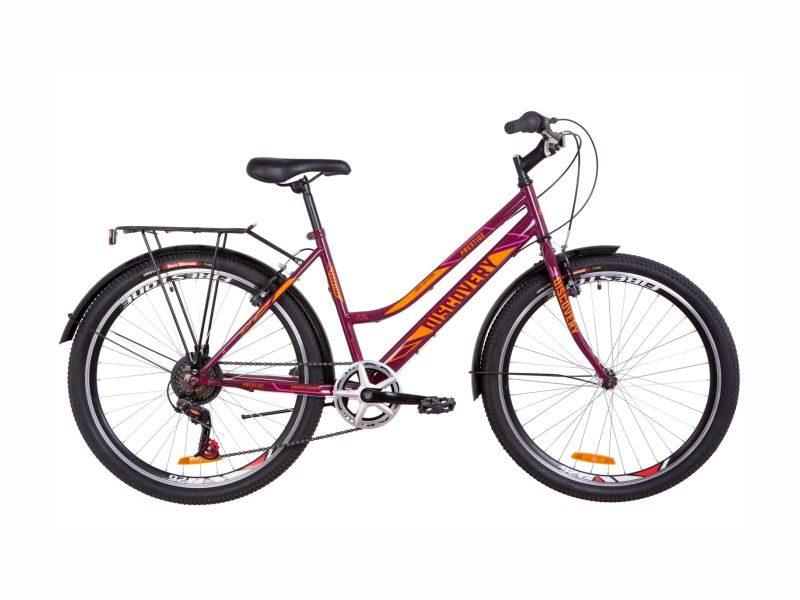 Велосипед Discovery Prestige Woman vinous