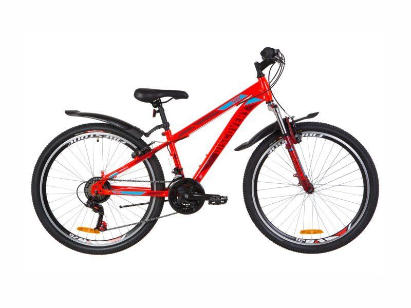 Велосипед Discovery TREK AM Vbr 13 red-blue