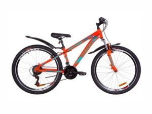 Велосипед Discovery TREK AM Vbr 15 orange-turquoise