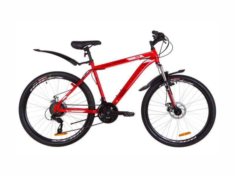 Велосипед Discovery TREK AM DD 13 red