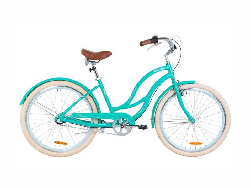 Велосипед Dorozhnik Cruise PH 26 turquoise