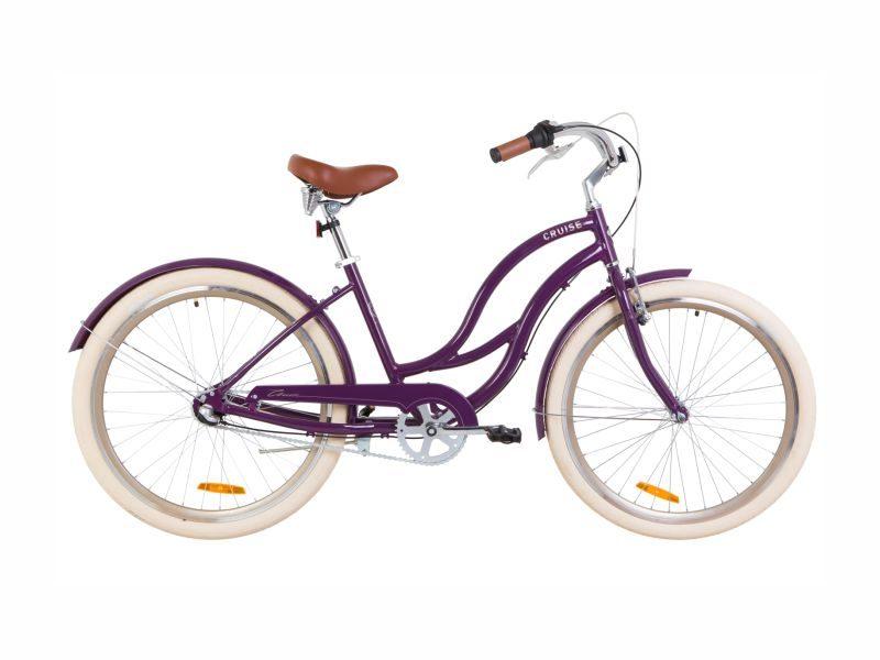 Велосипед Dorozhnik Cruise PH 26 violet