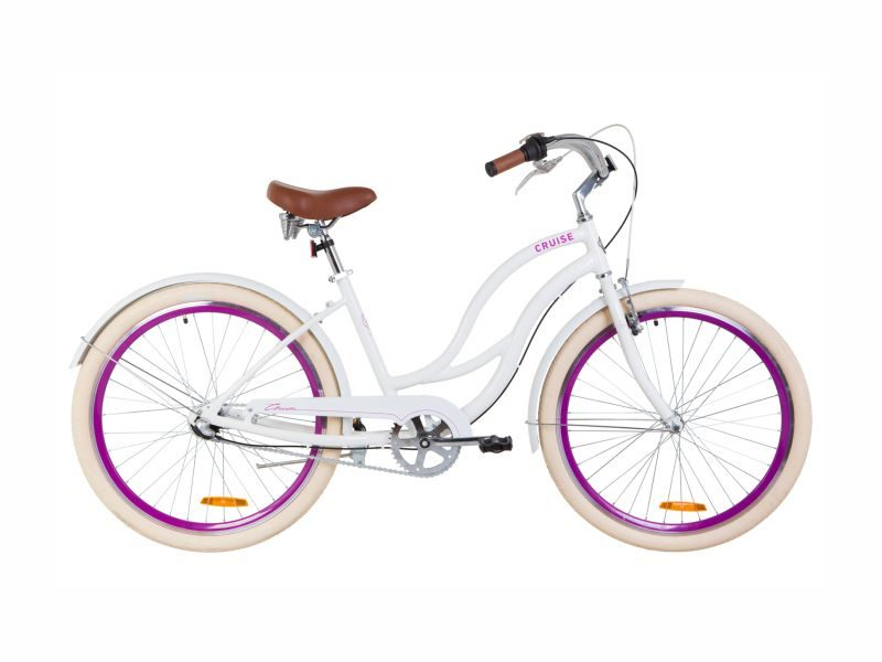 Велосипед Dorozhnik Cruise PH 26 white
