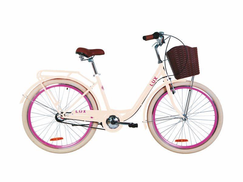 Велосипед Dorozhnik LUX PH 26 beige