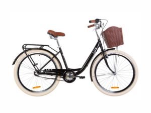Велосипед Dorozhnik LUX PH 26 black