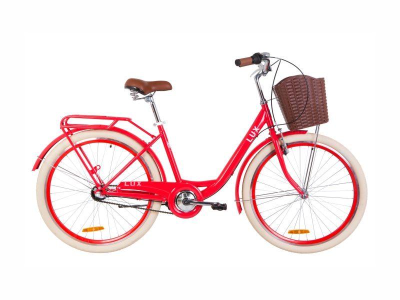 Велосипед Dorozhnik LUX PH 26 red