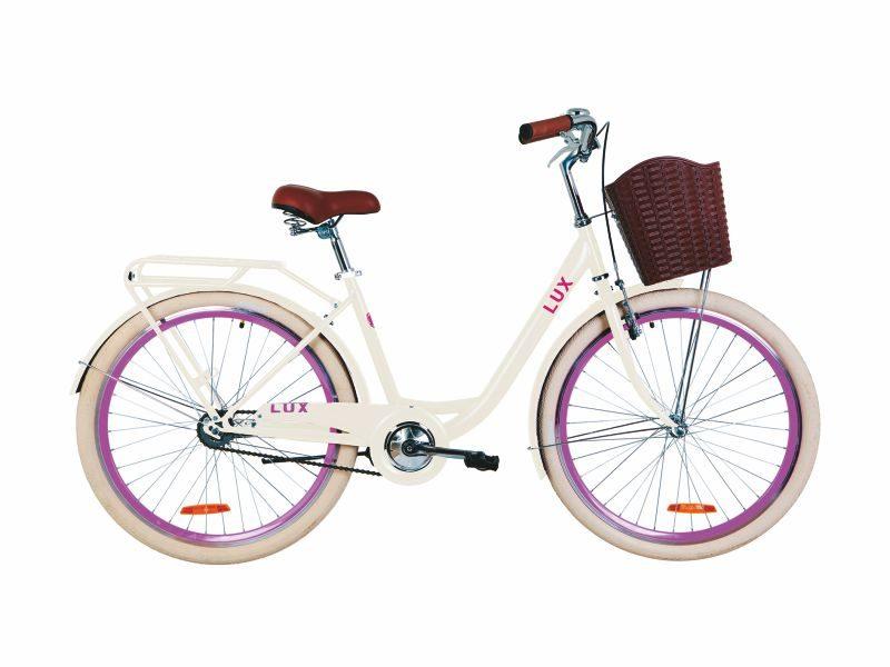 Велосипед Dorozhnik LUX 26 beige