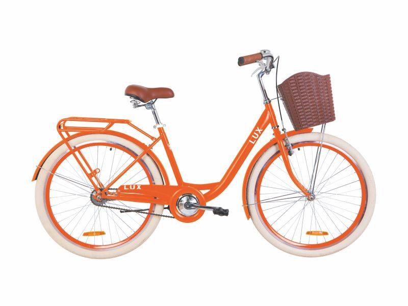 Велосипед Dorozhnik LUX 26 orange