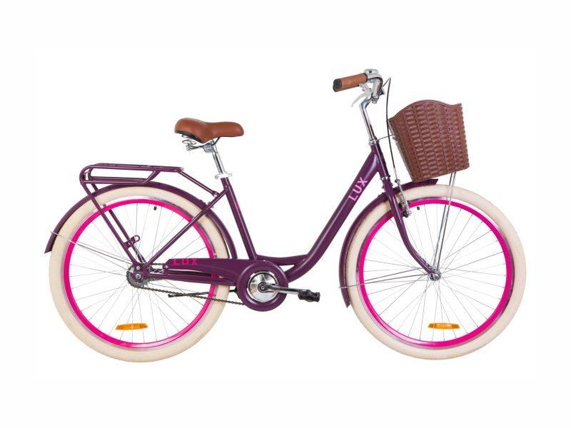 Велосипед Dorozhnik LUX 26 plum