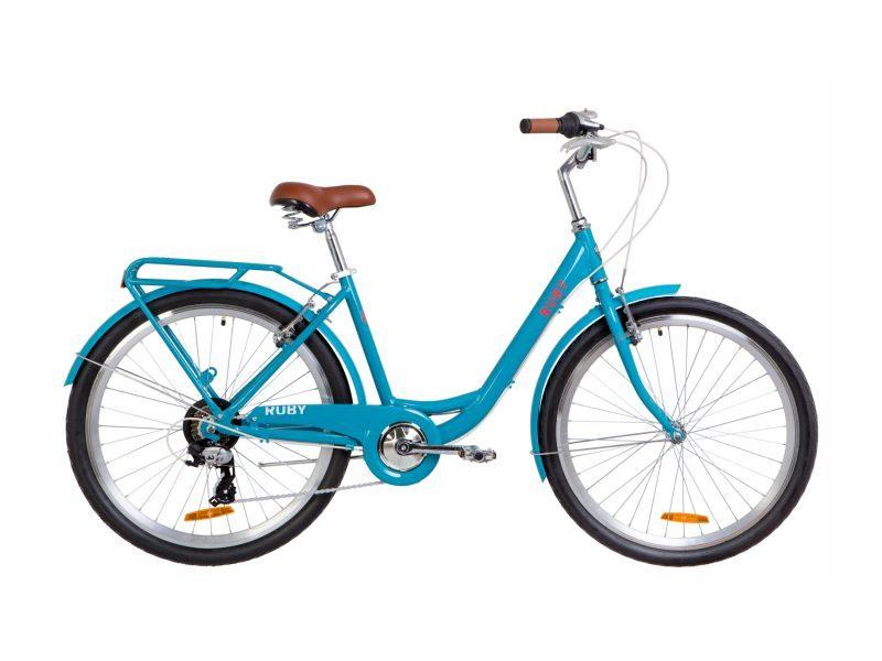 Велосипед Dorozhnik RUBY 26 azure