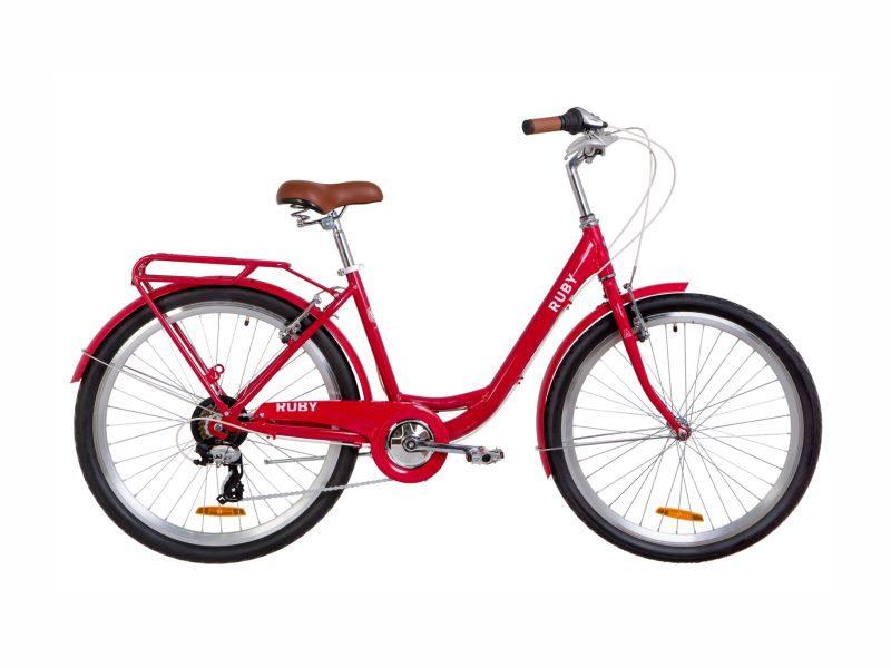 Велосипед Dorozhnik RUBY 26 red