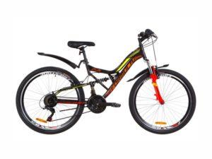 Велосипед Formula Atlas AM2 Vbr 26 black-red