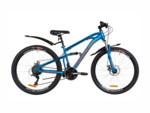 Велосипед Formula Blaze AM2 DD 26 blue-orange