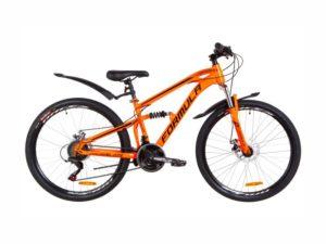 Велосипед Formula Blaze AM2 DD 26 orange