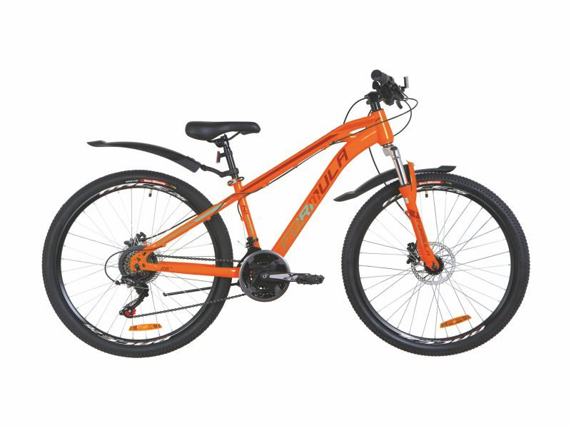 Велосипед Formula Dakar HDD 26 orange-turquoise