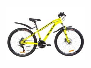 Велосипед Formula Dakar HDD 26 yellow
