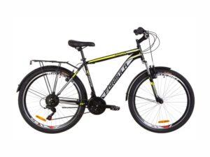 Велосипед Formula Magnum AM Vbr black-yellow