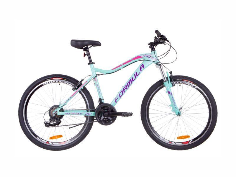 Велосипед Formula Mystique 2.0 Vbr 18 turquoise