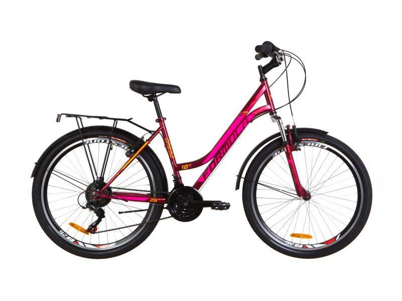 Велосипед Formula Omega Vbr crimson
