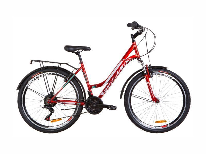 Велосипед Formula Omega Vbr red