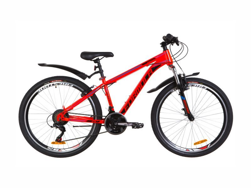 Велосипед Formula Special Vbr red-blue