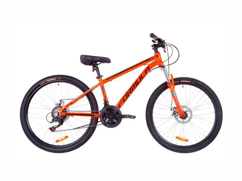 Велосипед Formula Thor 1.0 AM DD 14 orange-black