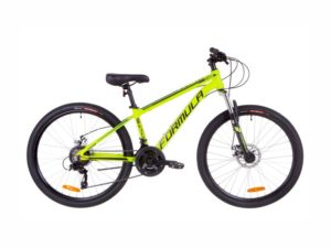 Велосипед Formula Thor 2.0 AM DD 18 lime-black