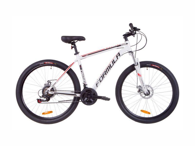 Велосипед Formula 27.5 Thor 1.0 AM white-black