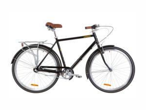 Велосипед Dorozhnik AMBER PH 28 black-yellow